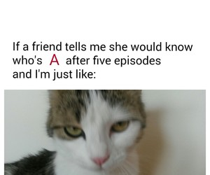 funny, pretty little liars, and a image