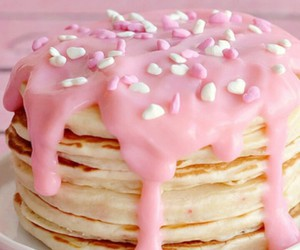 delicious, pink, and ^^ image