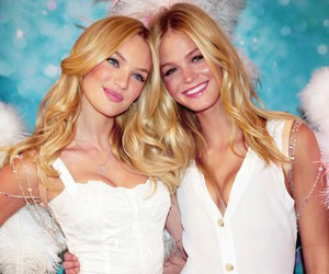candice swanepoel, Erin Heatherton, and model image