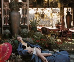 fashion, malgosia bela, and model image