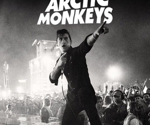 arctic monkeys, alex turner, and concert image