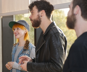 hayley, jeremy, and taylor image