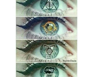 harry potter, cazadores de sombras, and divergente image