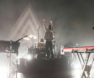bastille, concert, and music image