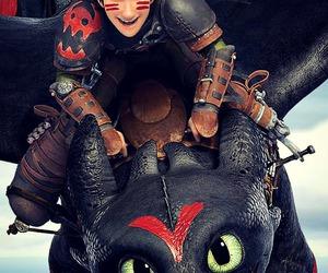 black and dragon image