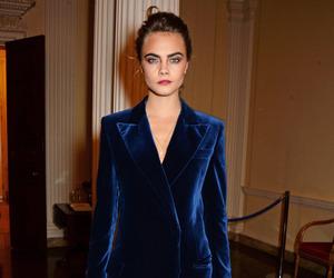 cara delevingne, model, and blue image