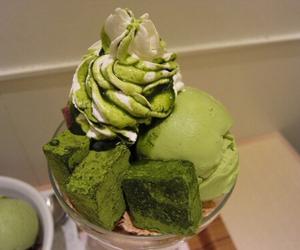 green tea and japan image