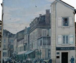 art, house, and street art image