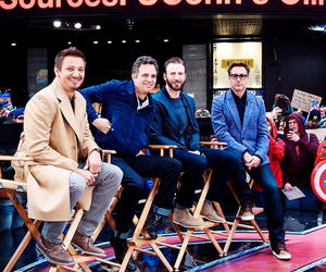 adorable, Avengers, and cast image