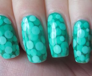 polish and nail art image