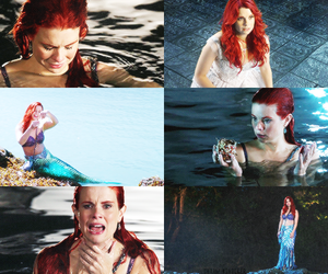 ariel and once upon a time image