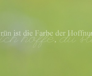 font, zitat, and hoffnung image