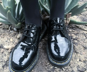 dr martens, grunge, and shoes image