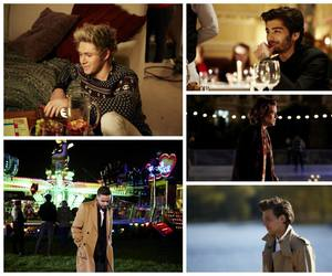 one direction, night changes, and niall horan image