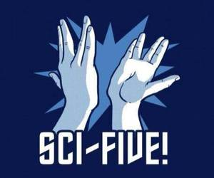 spock and sci-five image