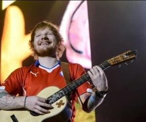 ed sheeran and chile image