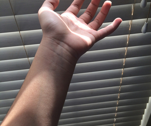 hand, pale, and theme image