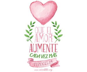 amor, dios, and corazon image