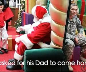 christmas, dad, and santa image
