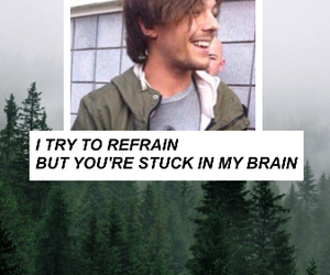 background, louis, and tumblr image
