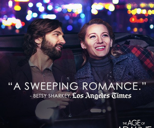 blake lively, romance, and the age of adaline image
