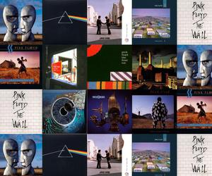 albums, Pink Floyd, and rock image