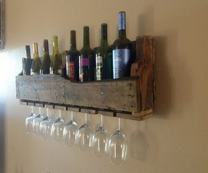 recycled crafts, recycled wood pallets, and recycled wood crafts image