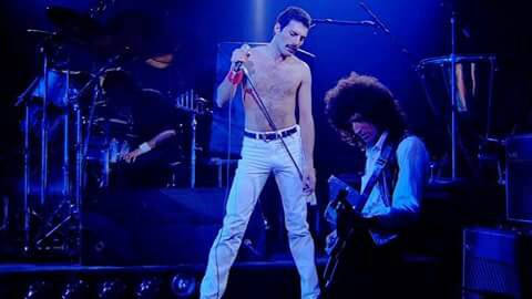 concert, forever, and Freddie Mercury image