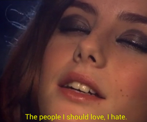 skin, quote, and Effy image