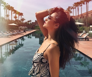 shay mitchell, summer, and hair image