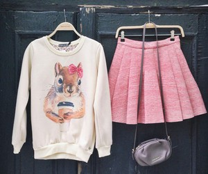fashion, girly, and cute image