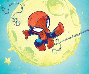spiderman and Marvel image