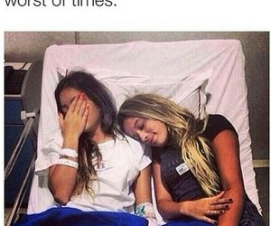 forever, best friends, and always there image