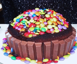cake, food, and goals image