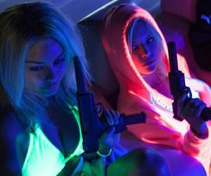 spring breakers, vanessa hudgens, and ashley benson image