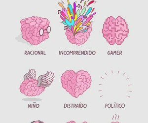 brain, bipolar, and gamer image