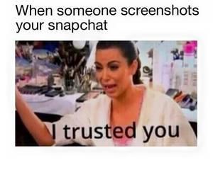 funny, snapchat, and screenshots image