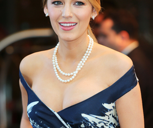 blake lively and beautiful image