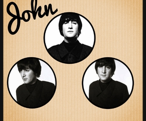 faces, imagen, and johnlennon image