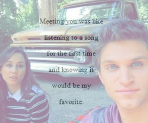 couple, music, and pretty little liars image