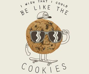art, cookie, and quotes image