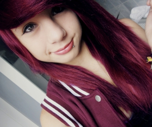 girl, hair, and livelovefail image