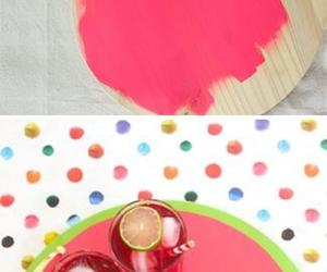 diy, summer, and watermelon image