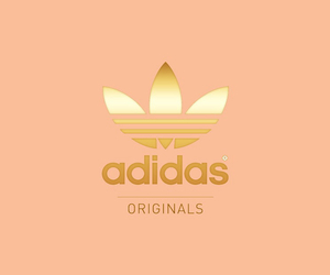 adidas, wallpaper, and gold image