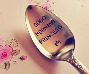 princess, morning, and good morning image