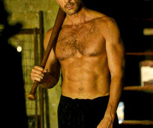 hairy, american horror story, and dylan mcdermott image
