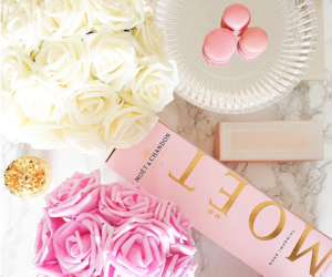 laduree, luxury, and macarons image