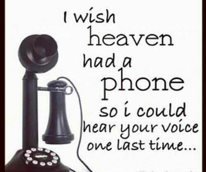 heaven, phone, and voice image