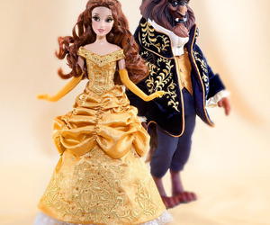 belle and the beast image