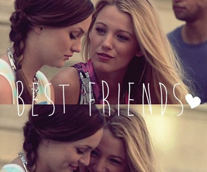 best friends, gossip girl, and friends image